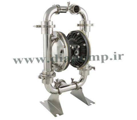 پمپ دیافراگمی بهداشتی DP 20
