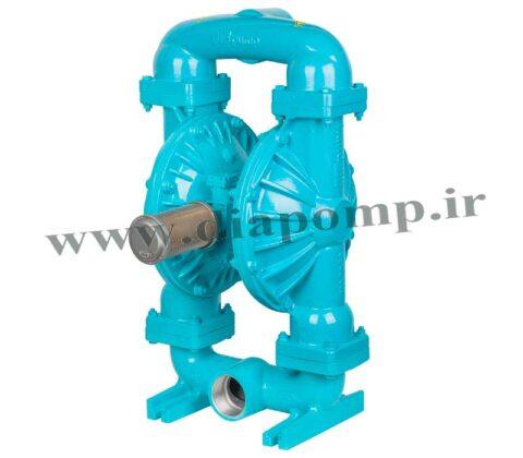 پمپ دیافراگمی فلزی DP 30