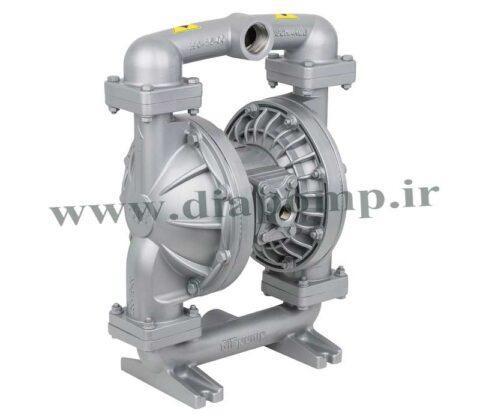 پمپ دیافراگمی فلزی DPX 15