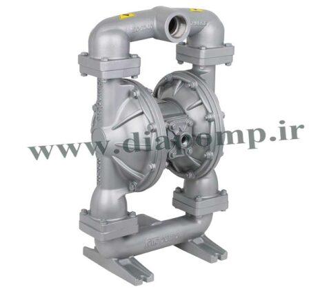 پمپ دیافراگمی فلزی DPX 20