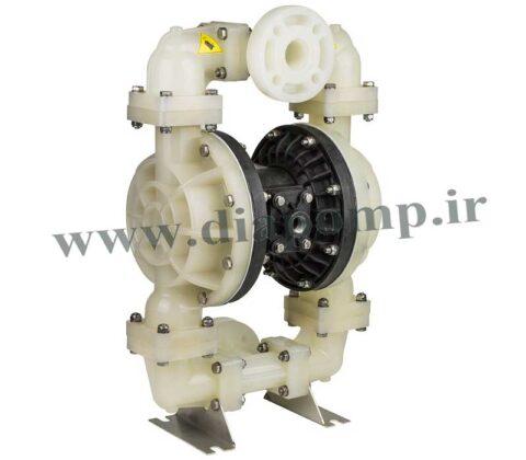 پمپ دیافراگمی پلاستیکی DP 15
