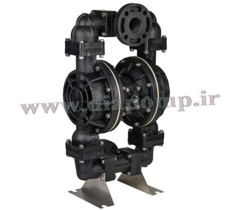 پمپ دیافراگمی پلاستیکی DP 20