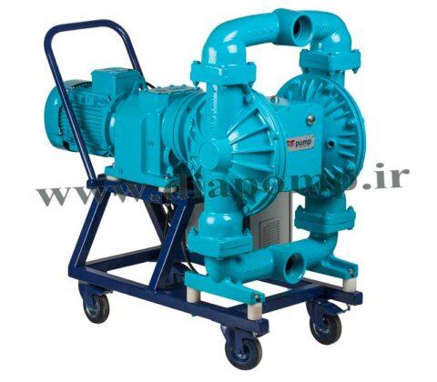 پمپ دیافراگمی الکتریکی موتور دار DP 30E
